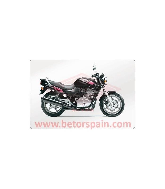 HONDA CB 500 CROMO 97 - 07