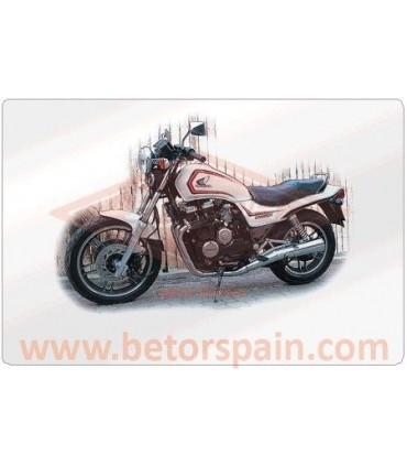 Honda CB 450 CX / CBX 650 E 84-89