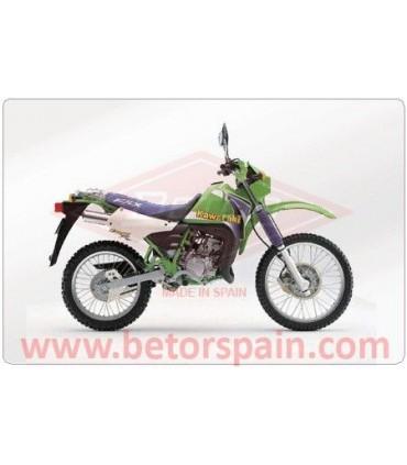 Kawasaki KMX 125 - 200 / KMZ 125