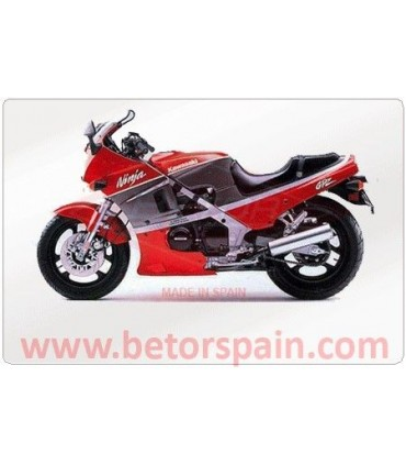 Kawasaki GPZ 400 / GPZ 400 R Super Verstärkte