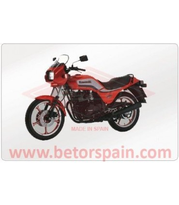 Kawasaki GPZ 305 / GPZ 500 S / Z 250 Scorpion Reinforced