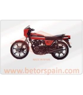 Kawasaki GPZ 550 ZX / 550 A1 - A4 Reinforced