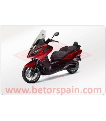 Kymco Dink / Top Boy / Filly / Sniper Gas White