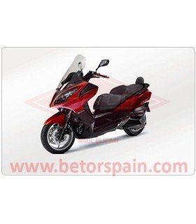 Kymco Dink / Top Boy / Filly / Sniper Parallel Bottle Red