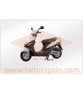 Kymco K 12 / KB / Scout Red