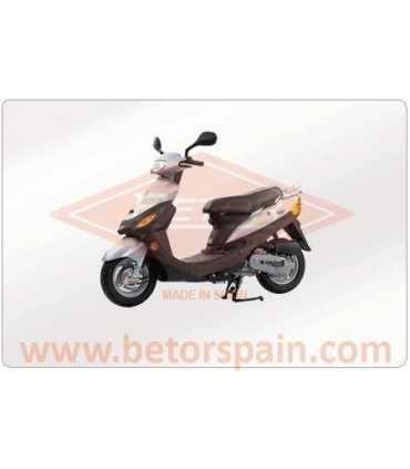Kymco K 12 / KB / Scout Rosso