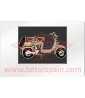Lambretta 125D