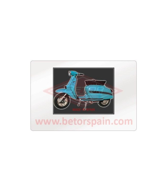 Lambretta 125DL