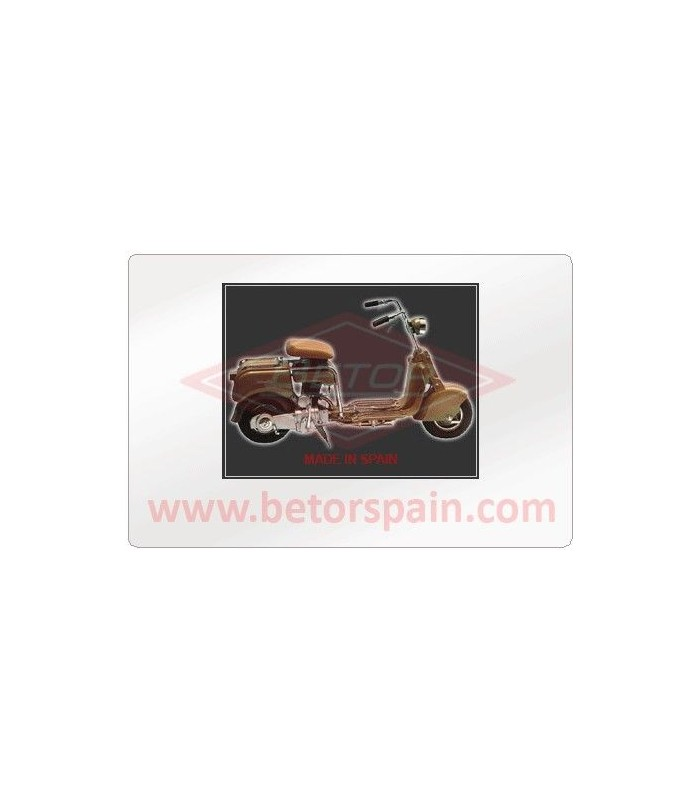 Lambretta 125M