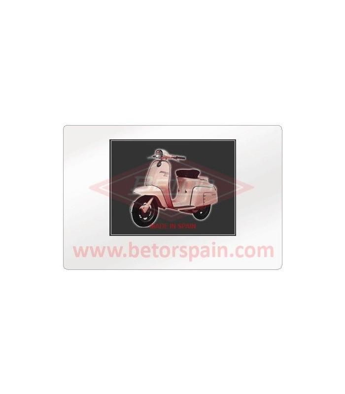 Lambretta J50 Delux