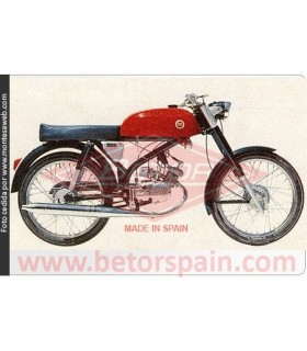 Ciclo Montesa 1965