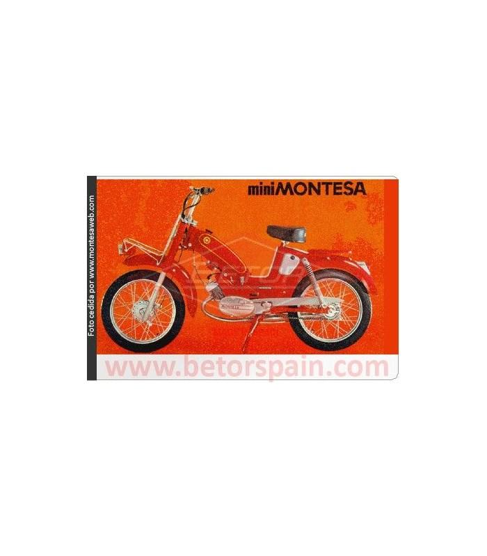 Mini Montesa 70''