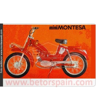 Mini Montesa 1970