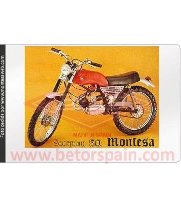 Montesa Scorpion 50