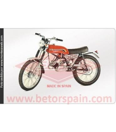 Montesa Scorpion 50 R