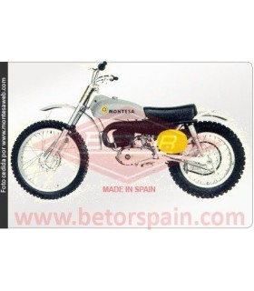 Montesa Cappra 125 MX