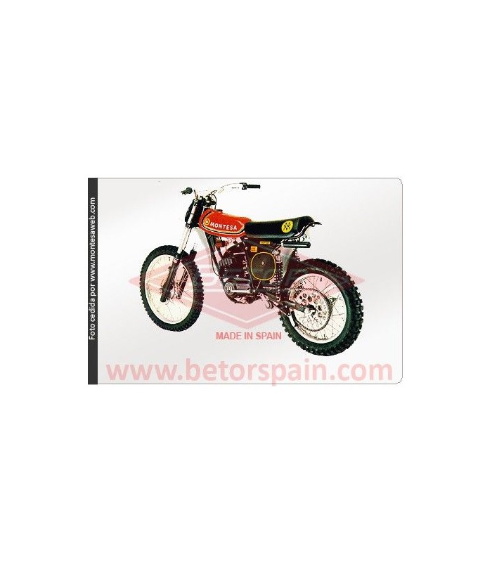 Montesa Cappra 125 VB