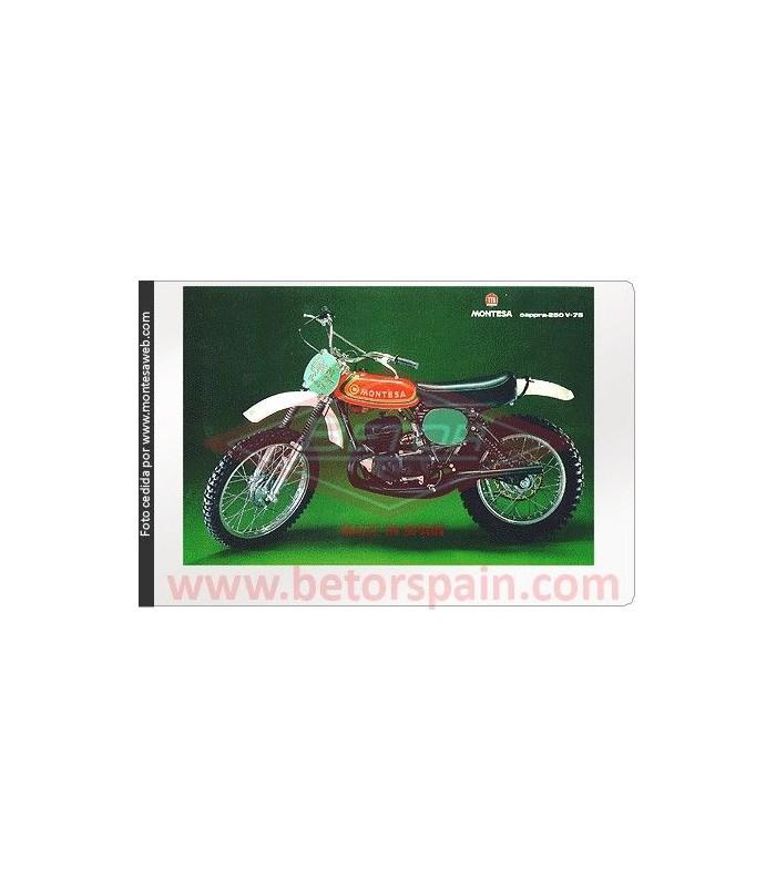 Montesa Cappra 250 V75