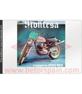Montesa Cappra 250 MX (New Shock / Escape)