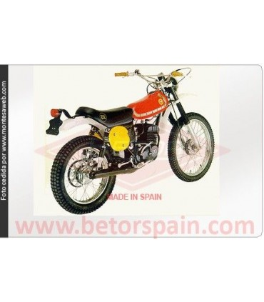 Montesa Enduro 125 L