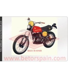 Montesa Enduro 250 H6