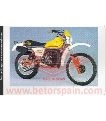 Montesa Enduro 250 H6 79
