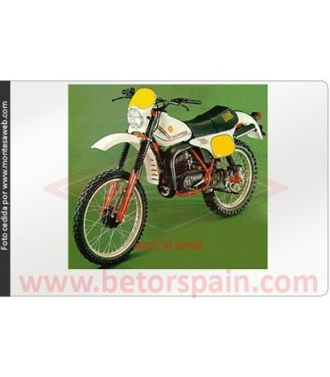 Montesa Enduro 75 H6 81