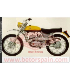 Montesa Texas Scorpion 250