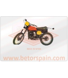 Montesa Enduro 125 H