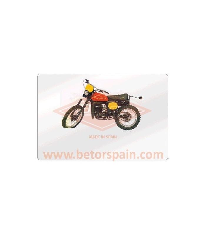 Montesa Enduro 125 H