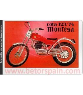 Montesa Cota 123 72