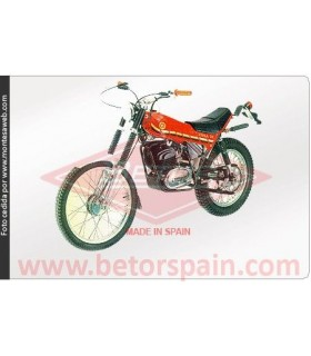 Montesa Cota 123 Trail