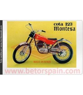 Montesa Cota 123 74