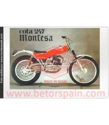 Montesa Cota 247 72