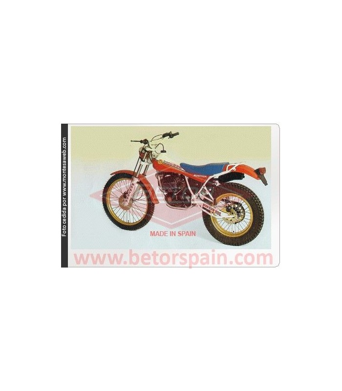 Montesa Cota 335 Trial