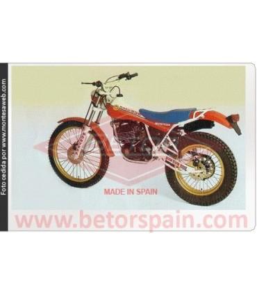 Montesa Cota 335 Trial