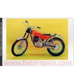 Montesa Cota 74 74