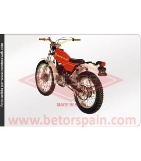 Montesa Cota 74 76