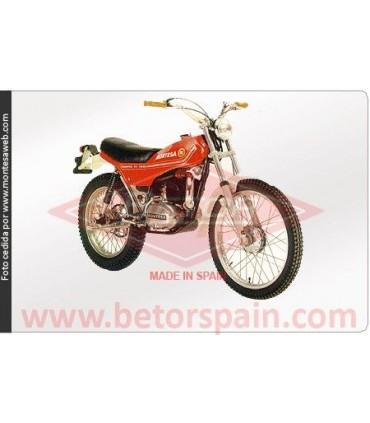 Montesa Cota 74 T 76