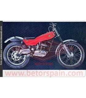 Montesa Cota 247 74