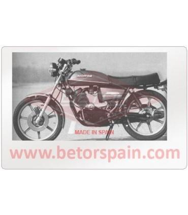 Moto Morini 250 T 1978
