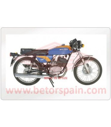 Moto Guzzi 125