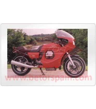Moto Guzzi Le Mans 1000