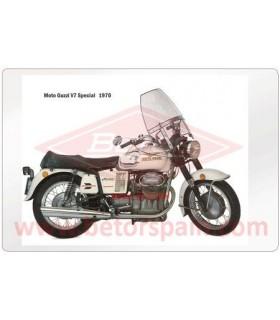 Moto Guzzi V7 Especial 1970