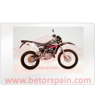 Motorhispania Furia Red