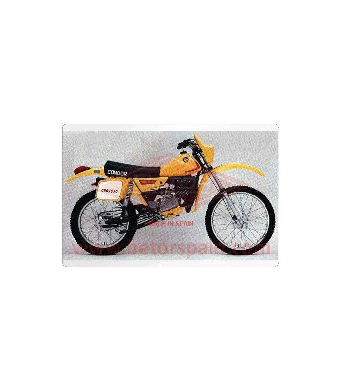 Puch Mini Cross Condor