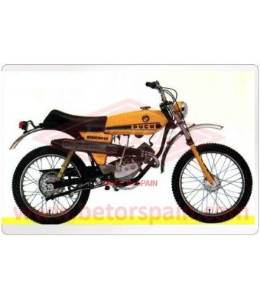 Puch Mini Cross E 80