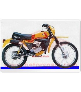 Puch Mini Cross TT