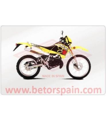 Suzuki RMX 50 Monoshock Yellow