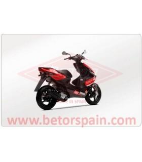 Yamaha Aerox 50 / Neo's / Jog RR 2002 Gas Red